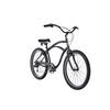 "Electra Cruiser Lux 7D - Vélo de ville - 26"" noir"
